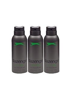 Smell Slazenger Deodorant Active Sport Ye,RNKL